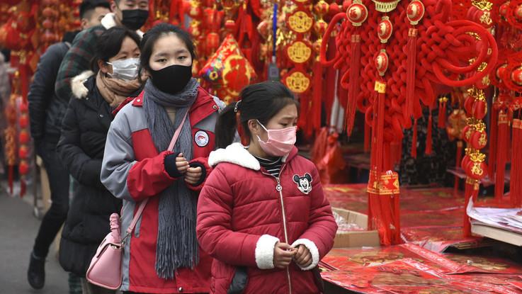 Virus cinese, confermato il secondo caso negli USA
