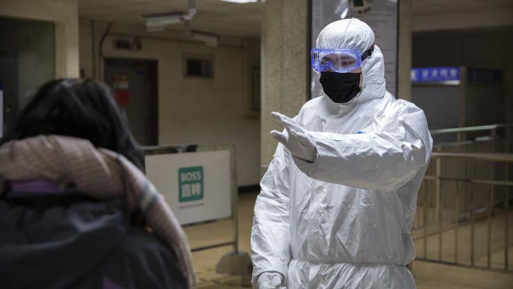 Virus cinese, caso sospetto a Parma