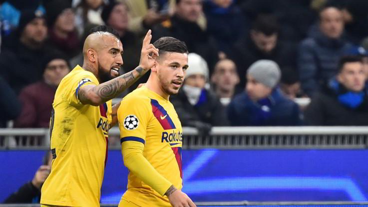 Calcio: dalla Spagna Carles Perez verso la Roma, Barça mantiene recompra