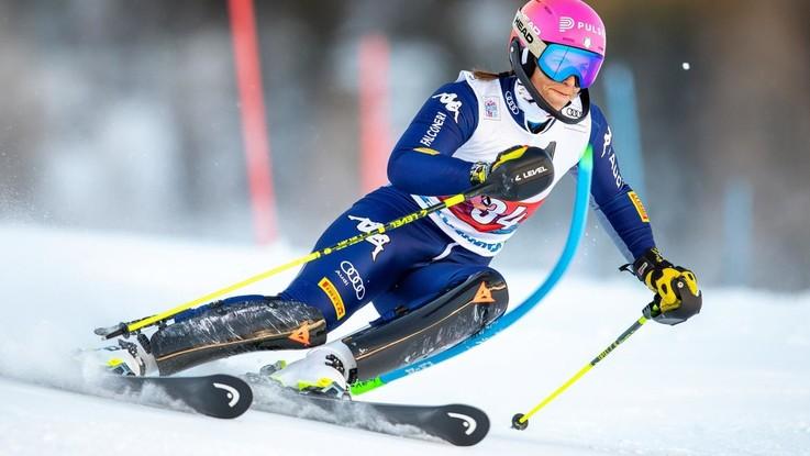 Coppa Mondo Sci, podio tutto azzurro nella discesa femminile di Bansko