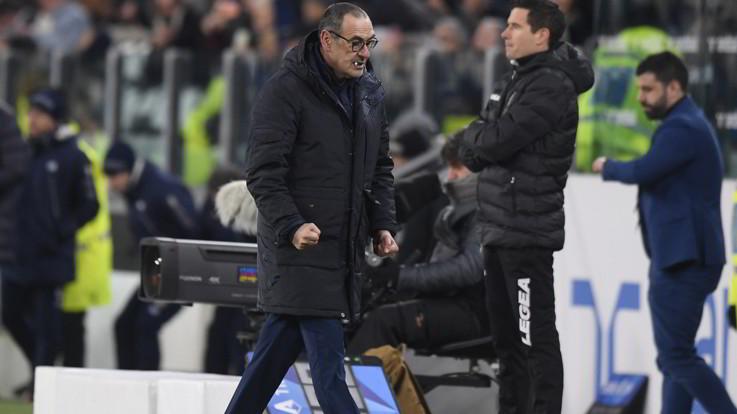 """Sarri: """"Tornare al Napoli? Dopo la Juve potrei anche smettere"""""""