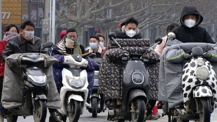 """Virus Cina, Xi Jinping: """"Situazione grave ma ce la faremo"""""""