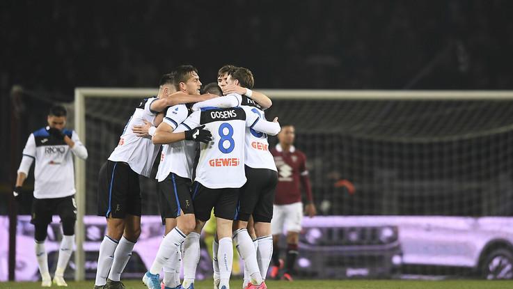 Serie A, l'Atalanta travolge il Torino: granata demoliti 7-0