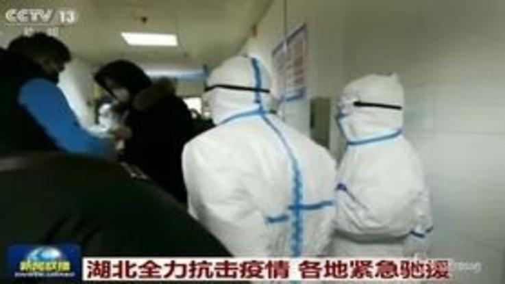 Coronavirus, sale a 56 il numero dei morti in Cina