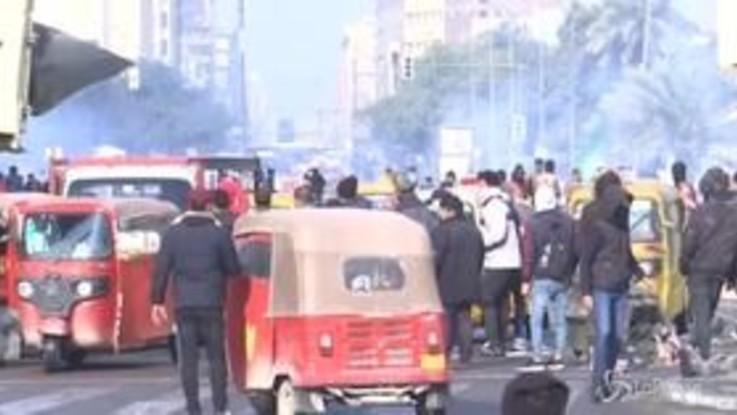 Iraq, proseguono le proteste antigovernative: 3 morti
