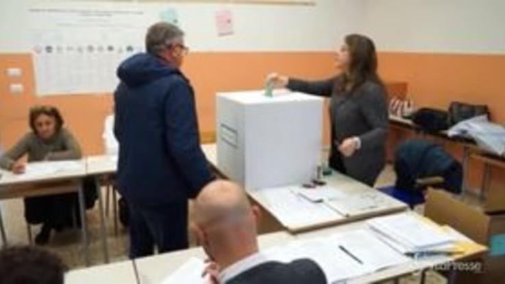 Elezioni regionali, cittadini al voto a Pizzo Calabro