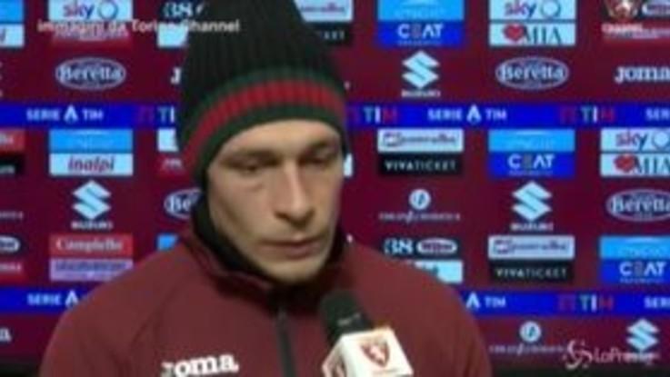 "Torino, Belotti: ""Chiedo scusa ai tifosi"""
