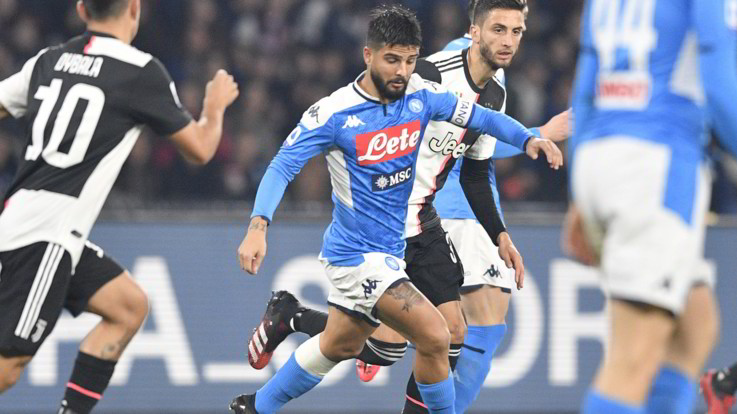 Serie A , il Napoli batte la Juve: 2-1 al San Paolo