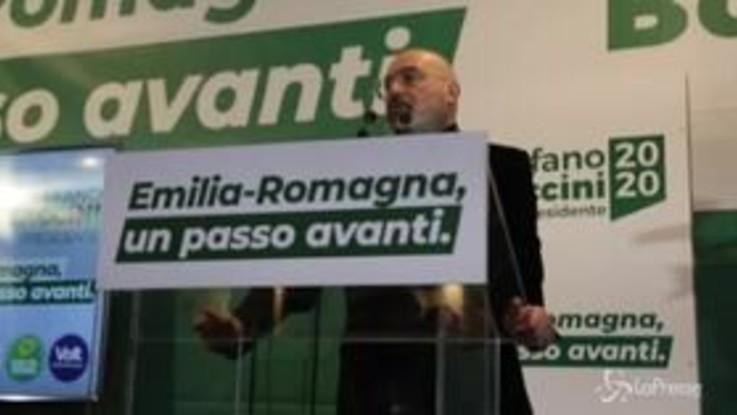 """Regionali Emilia Romagna, Bonaccini: """"L'arroganza non paga mai"""""""