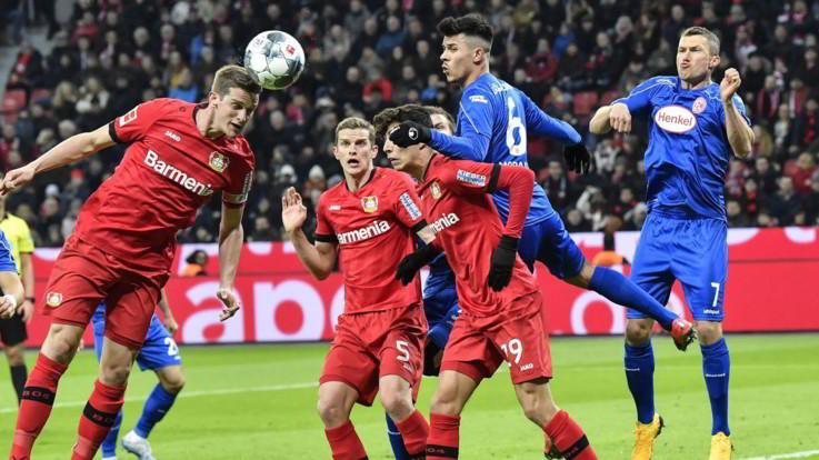 Bundesliga: vincono Hoffenheim e Bayer Leverkusen. Aspirine al quinto posto