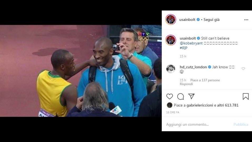 @usainbolt - Usain Bolt ©