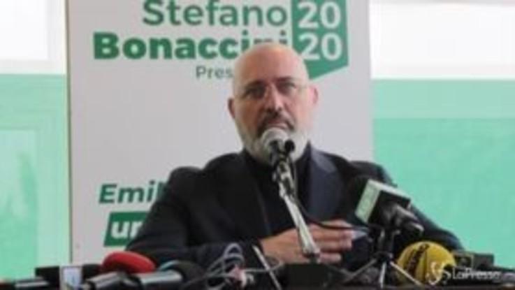 """Sardine, Bonaccini: """"Hanno merito straodinario di aver riempito le piazze"""""""