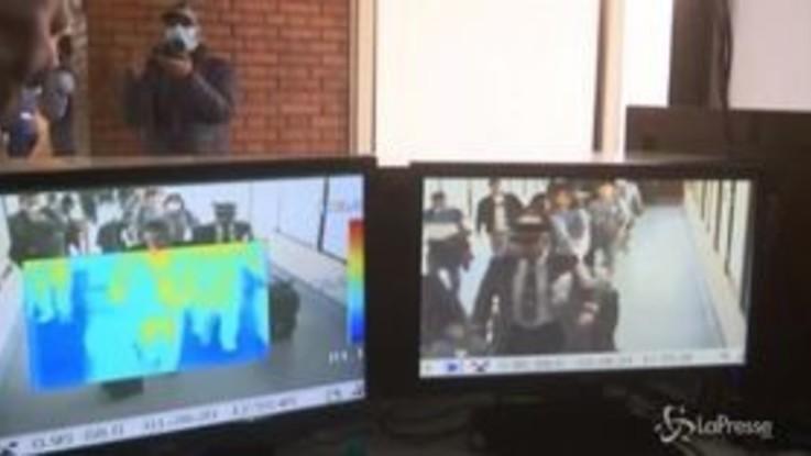 Virus in Cina, al via i controlli all'aeroporto nepalese di Kathmandu
