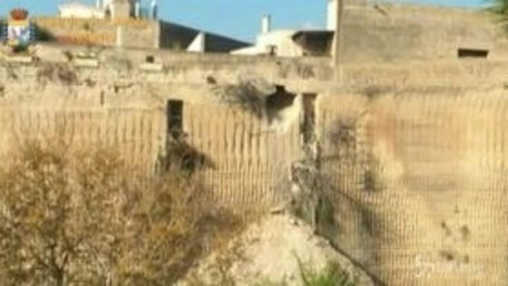 Taranto, sequestrata maxi discarica abusiva di 24mila tonnellate