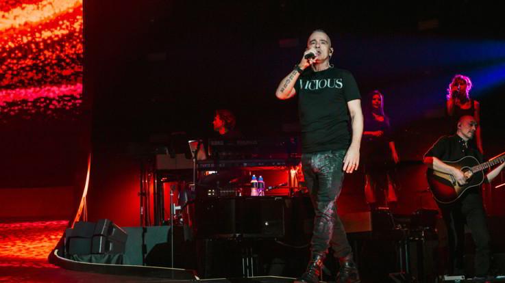 Eros Ramazzotti, il 'Vita ce n'è World Tour' in America