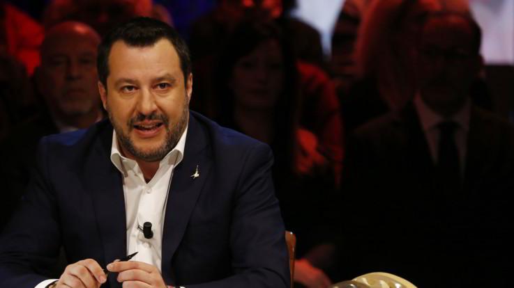 """Migranti, Salvini: """"Su Ocean Viking denuncio Conte e Lamorgese"""""""