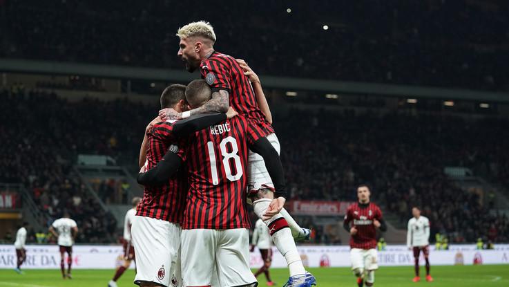 Coppa Italia: Torino KO, Milan in semifinale