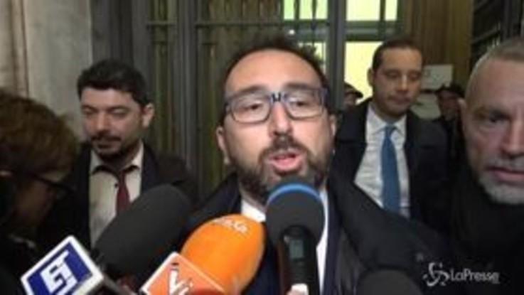 """Governo, Bonafede capo delegazione del M5s: """"Onorato per questo compito"""""""