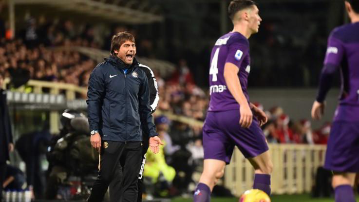 Coppa Italia,  l'Inter sfida la Fiorentina: Conte cerca il riscatto e accoglie Eriksen