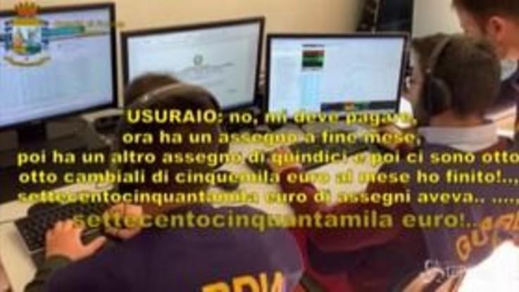 """Usura a Palermo, le intercettazioni: """"La posso andare a sparare"""""""