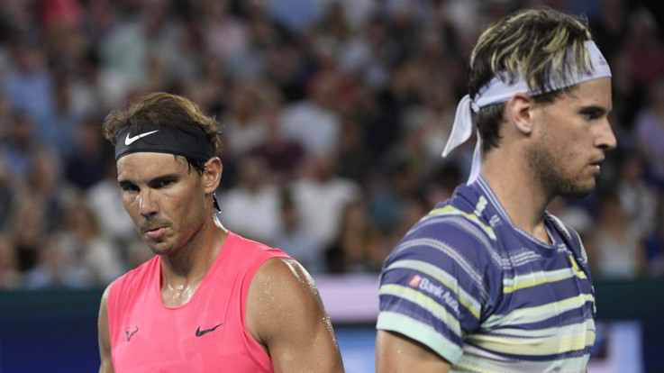 Australian Open: Nadal ko, Thiem vola in semifinale