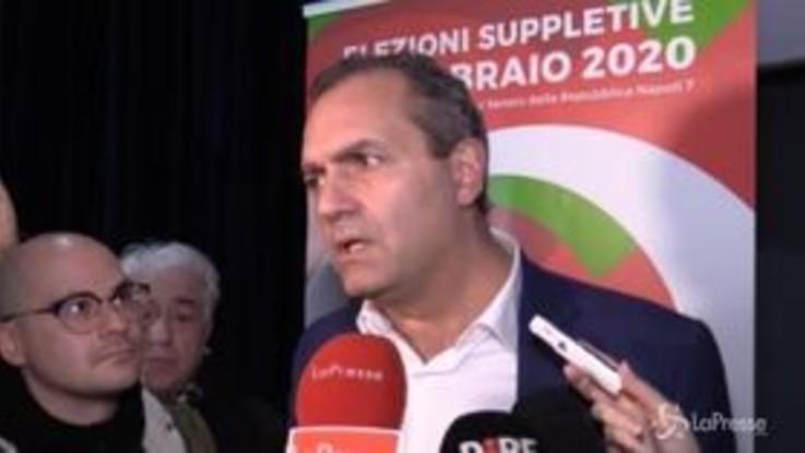 """Comune Napoli, De Magistris: """"Rischio default? Napoli è ben salda, ne usciremo piu' forti di prima"""""""