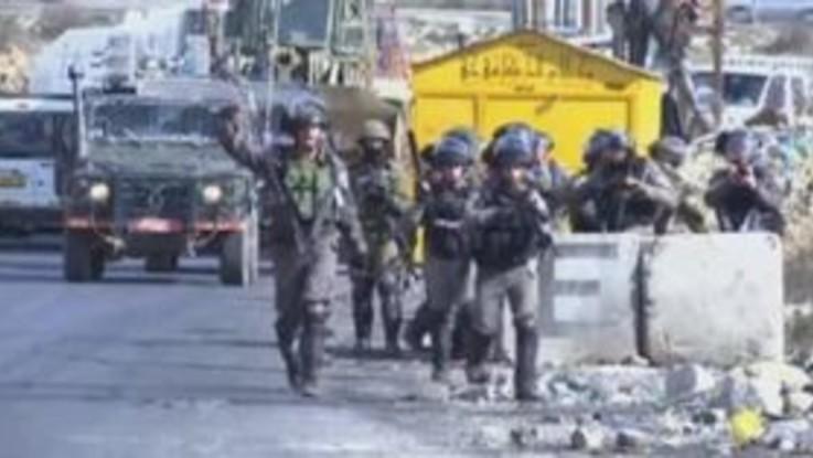 Medio Oriente, nuovi scontri in Cisgiordania tra esercito israeliano e dimostranti palestinesi