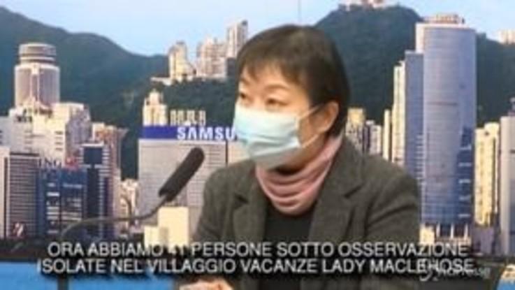 Coronavirus, Hong Kong conferma 10 casi della nuova epidemia