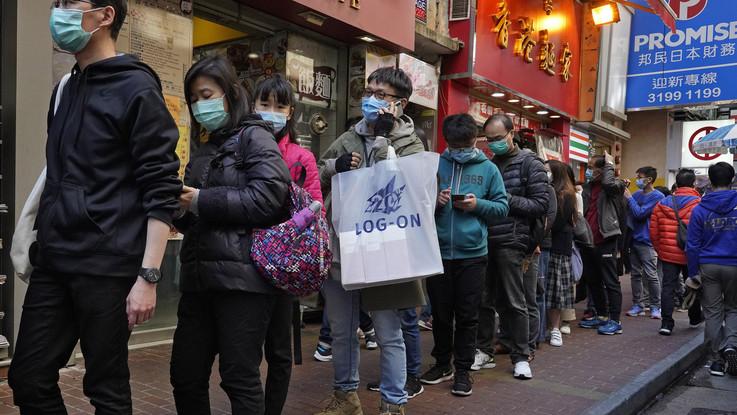 Virus cinese, Oms dichiara emergenza globale