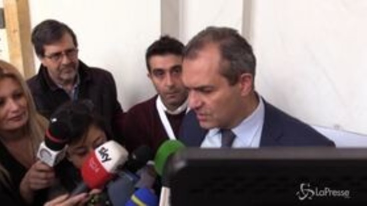 """Sicurezza, De Magistris: """"Napoli ha un ruolo geopolitico fondamentale"""""""