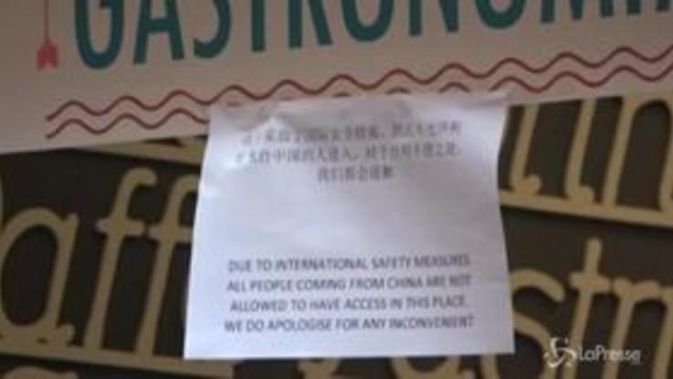 """Coronavirus, hotel a Roma vieta ingresso a chi arriva dalla Cina: """"Non c'entra nulla il razzismo"""""""
