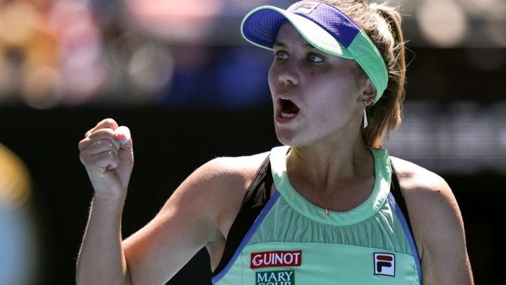 Tennis, l'americana Kenin trionfa agli Australian Open