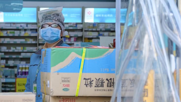 Coronavirus, Pechino chiede a Commissione Ue forniture mediche