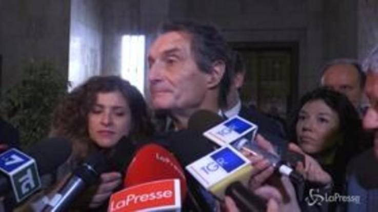 """Autonomie, Fontana: """"Ottimista, ma sto diventando vecchio"""""""