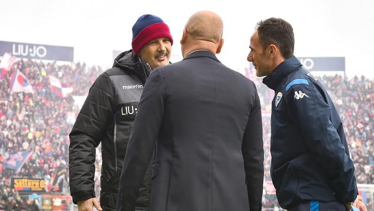Calcio, Serie A: Bologna-Brescia 2-1 finale