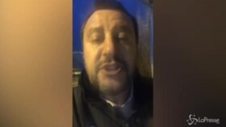 """Sanremo, Salvini: """"Hanno già deciso il vincitore, sarà di sinistra e politicamente corretto"""""""