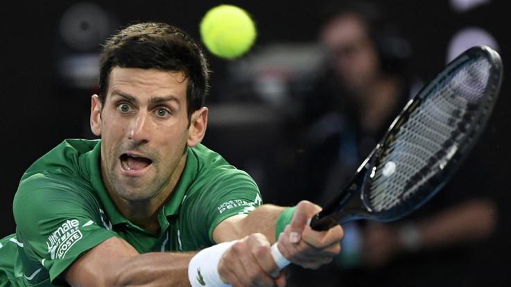Australian Open, trionfa Novak Djokovic