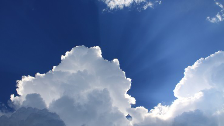Le previsioni del tempo del 3 e del 4 febbraio: qualche nuvolosità ma generale bel tempo su tutta Italia