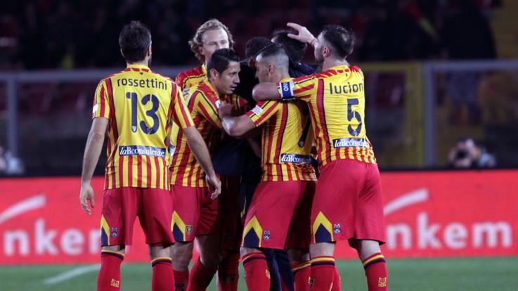 Il Lecce sconfigge il Torino 4-0