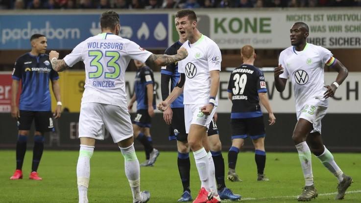 Bundesliga: successi per Colonia e Wolfsburg
