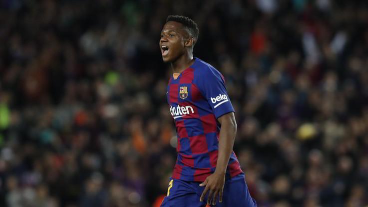 Liga: Barcellona torna a sorridere con Messi e Ansu Fati. Getafe corsaro a Bilbao