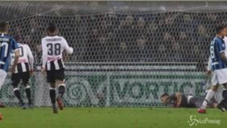Serie A, l'Inter torna a vincere. Bene la Juve