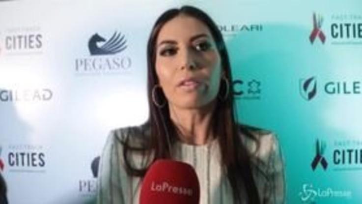 """Elisabetta Gregoraci: """"Ho tirato fuori la verità, tanti attestati di stima"""""""