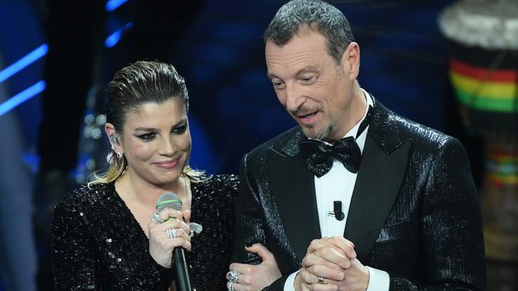 Sanremo, ascolti boom per la prima serata: 52,2 % di share