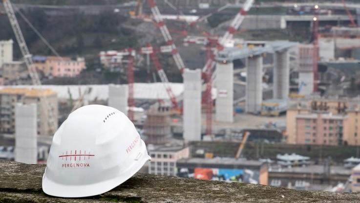 PerGenova: in fase di ultimazione le pile 12 e 17 del Nuovo Ponte