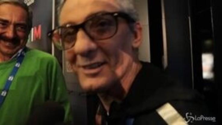 """Sanremo, Fiorello: """"Questo è un festival buonista, con la politica gioco"""""""