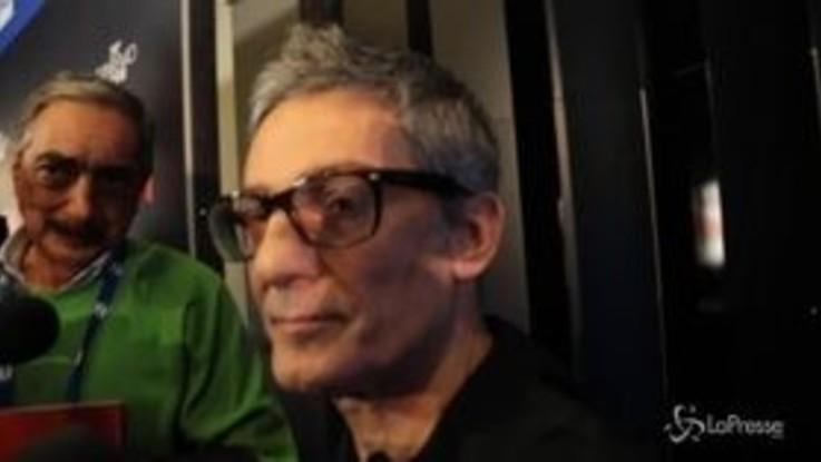 """Sanremo, Fiorello: """"Mi piacerebbe tornare al Festival come cantante"""""""