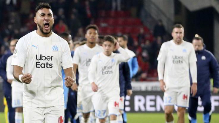Ligue1: Marsiglia supera 2-0 St. Etienne