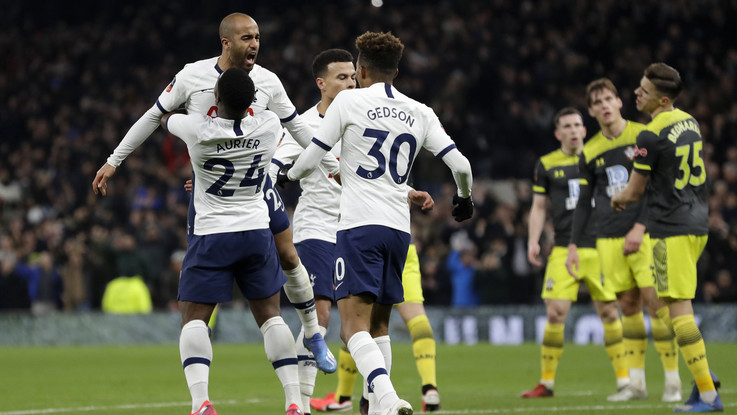 FA Cup: Tottenham agli ottavi, Southampton ko 3-2 in rimonta