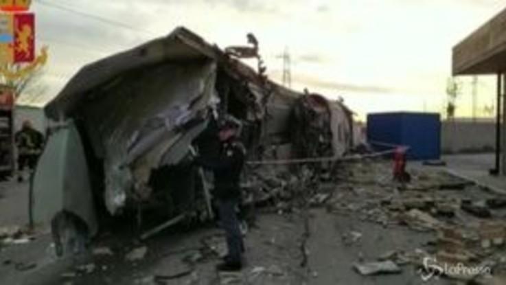 Deraglia treno Frecciarossa a Lodi: morti due macchinisti